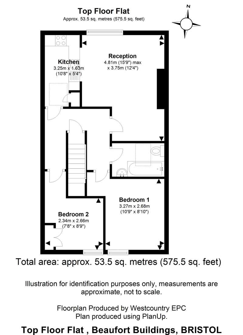 Clifton Down, Clifton - Floor Plans