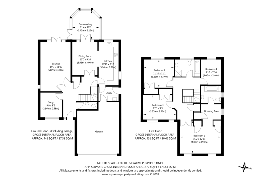 29b Mill Lane, Acaster Malbis, York property floorplan