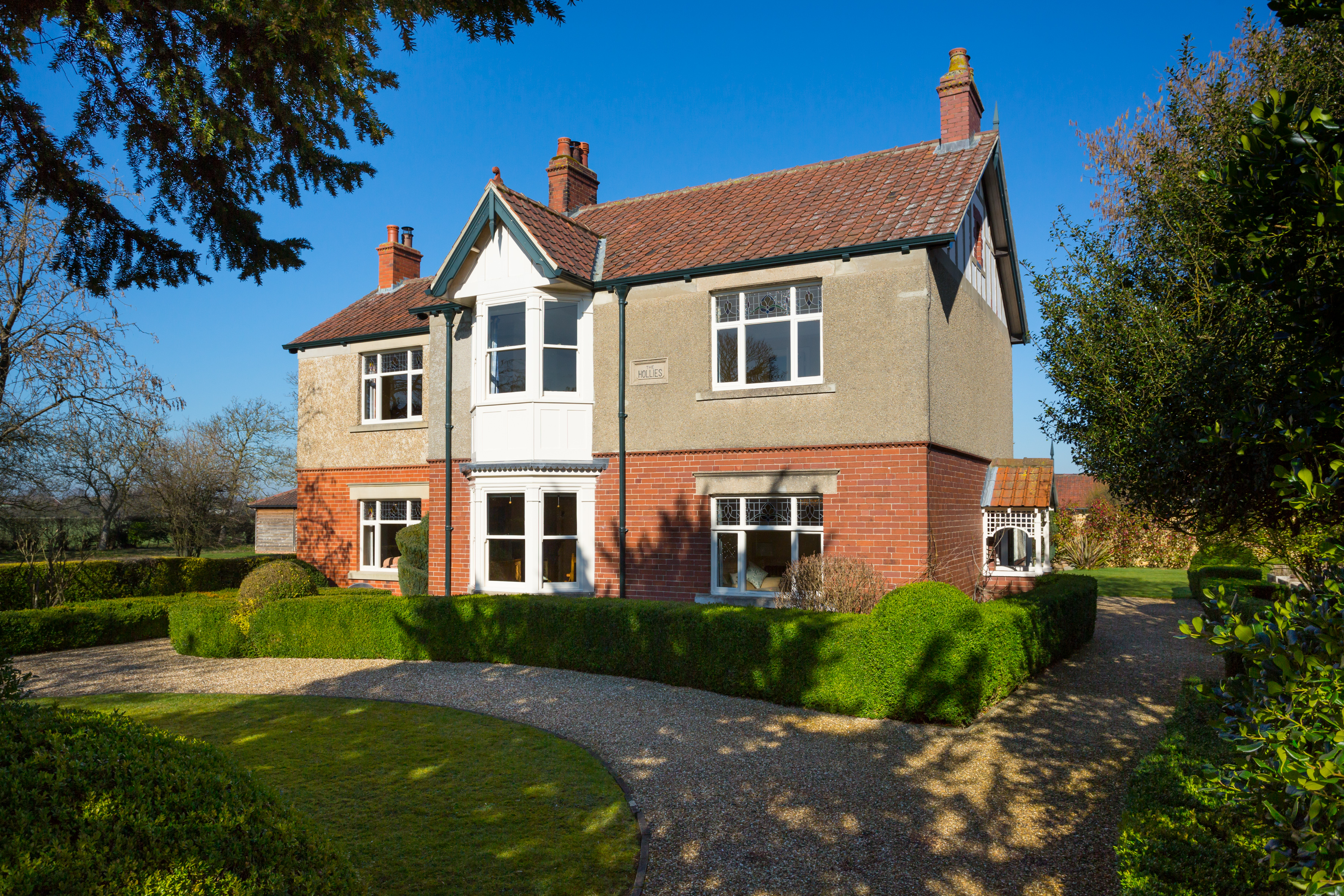 The Hollies, Temple Lane, Copmanthorpe, York - property for sale in York