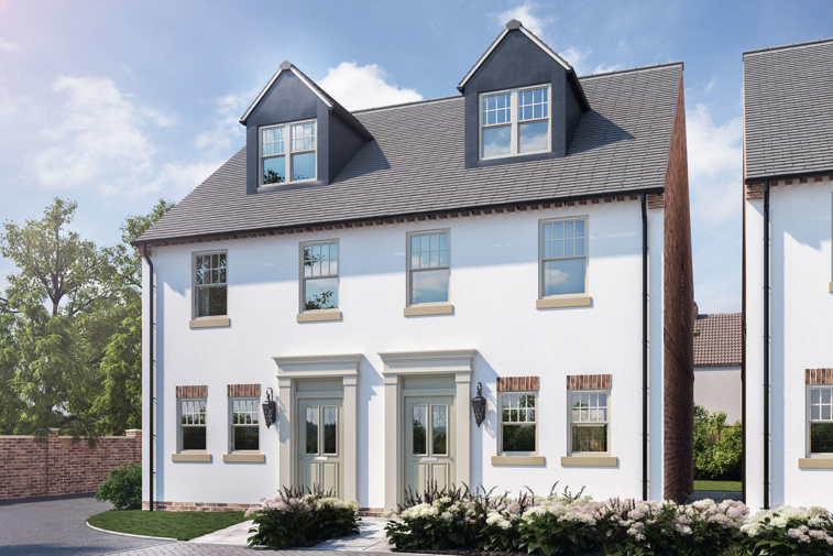 The Cranswick Plot 6 Woldgate Pastures, Kilham, York - property for sale in York