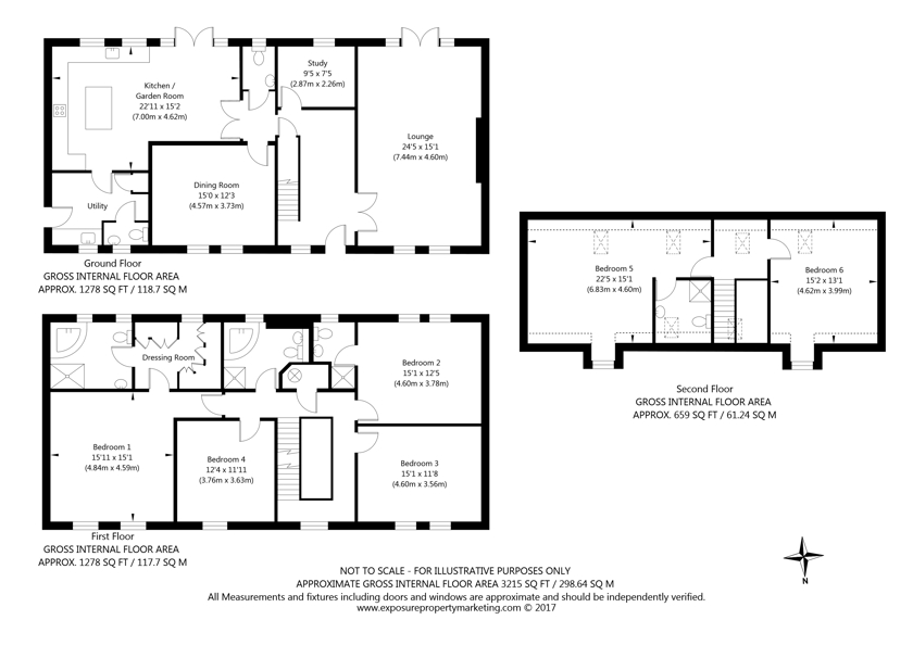 Warren Lodge Beech Grove, North Duffield, Selby property floorplan