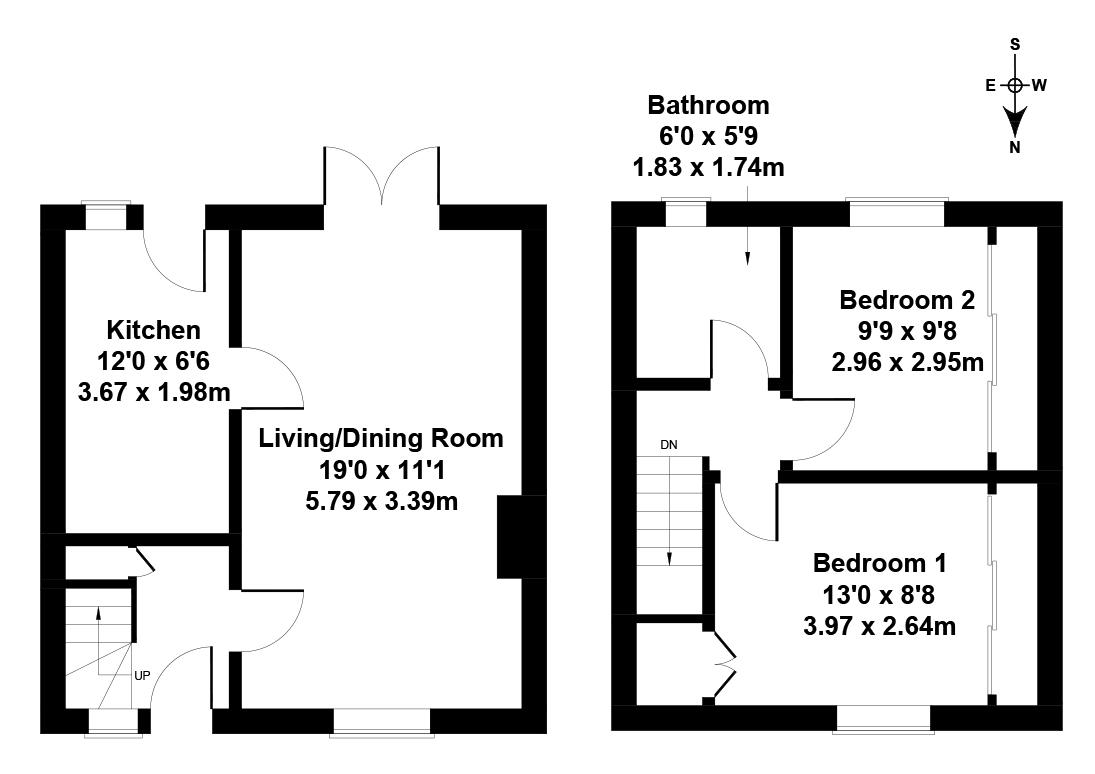 Floorplan 1 of 30 Forthview Road, Currie, Edinburgh, EH14 5QE