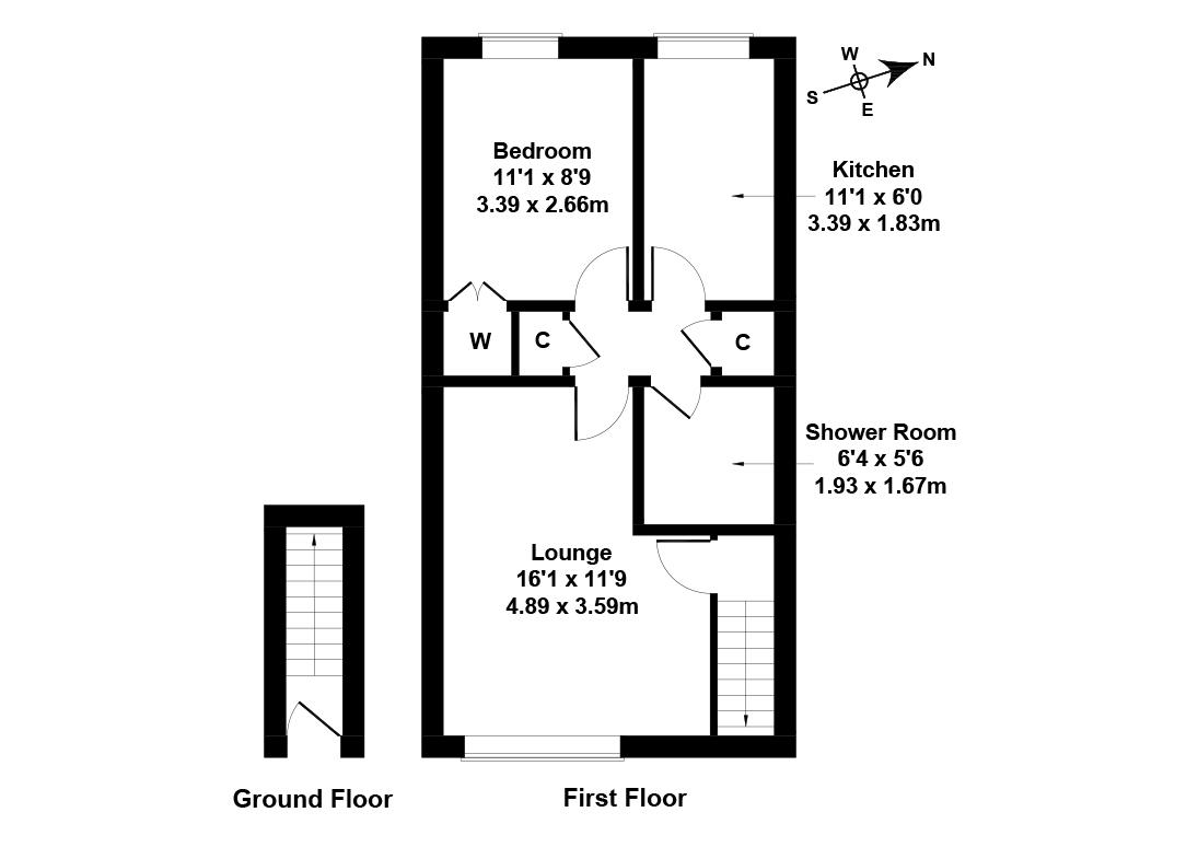 Floorplan 1 of 8 Vexhim Park, Duddingston, Edinburgh, EH15 3SB