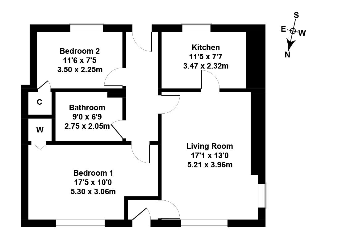 Floorplan 1 of 7 Castle Road, Winchburgh, Broxburn, West Lothian, EH52 6RQ