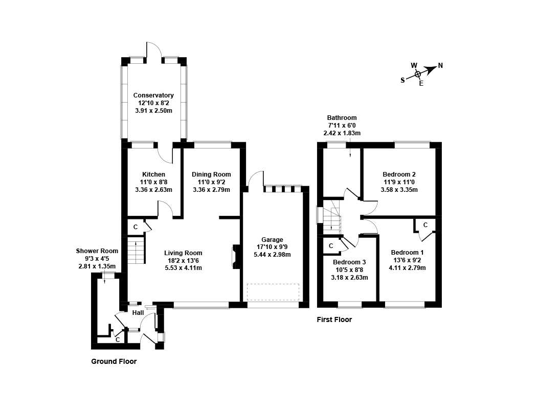 Floorplan 1 of 3 Bryce Place, Currie, City of Edinburgh, EH14 5LR