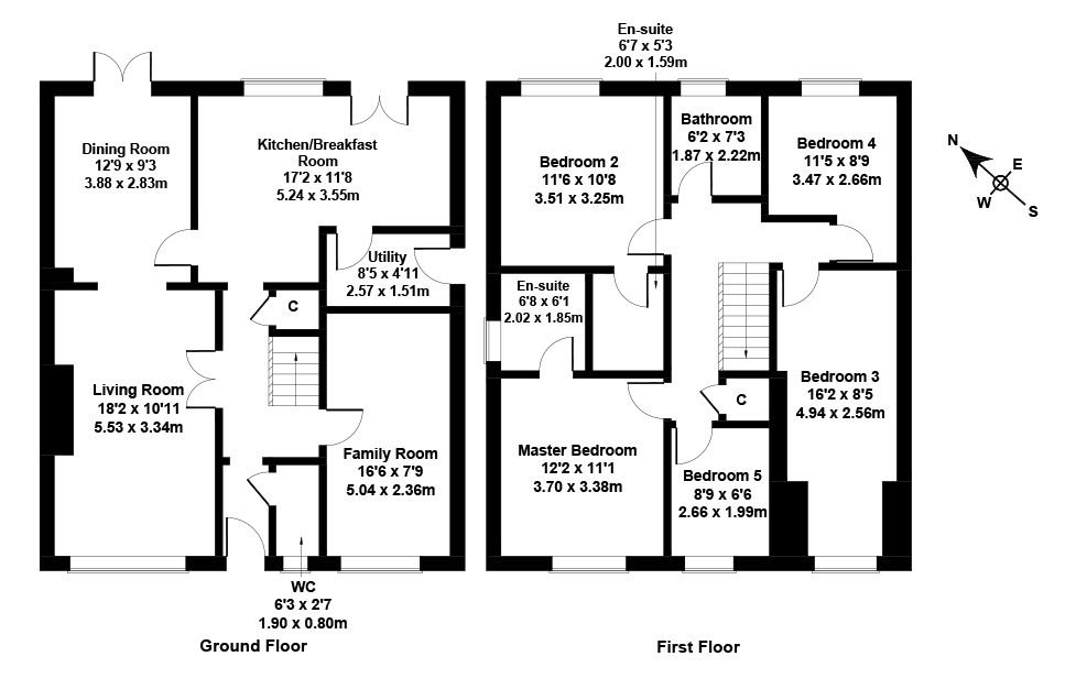Floorplan 1 of  20 Sundew Glade, Livingston, West Lothian, EH54 9JF