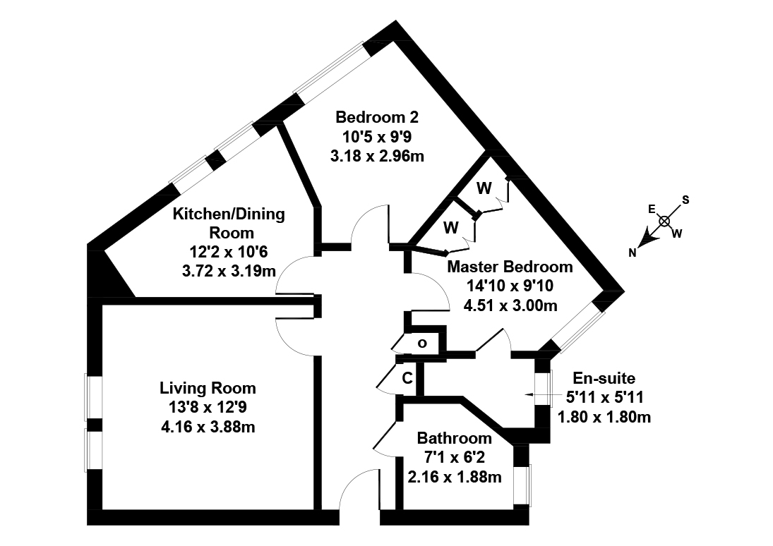 Floorplan 1 of 66 Suthren Yett, Prestonpans, East Lothian, EH32 9GL