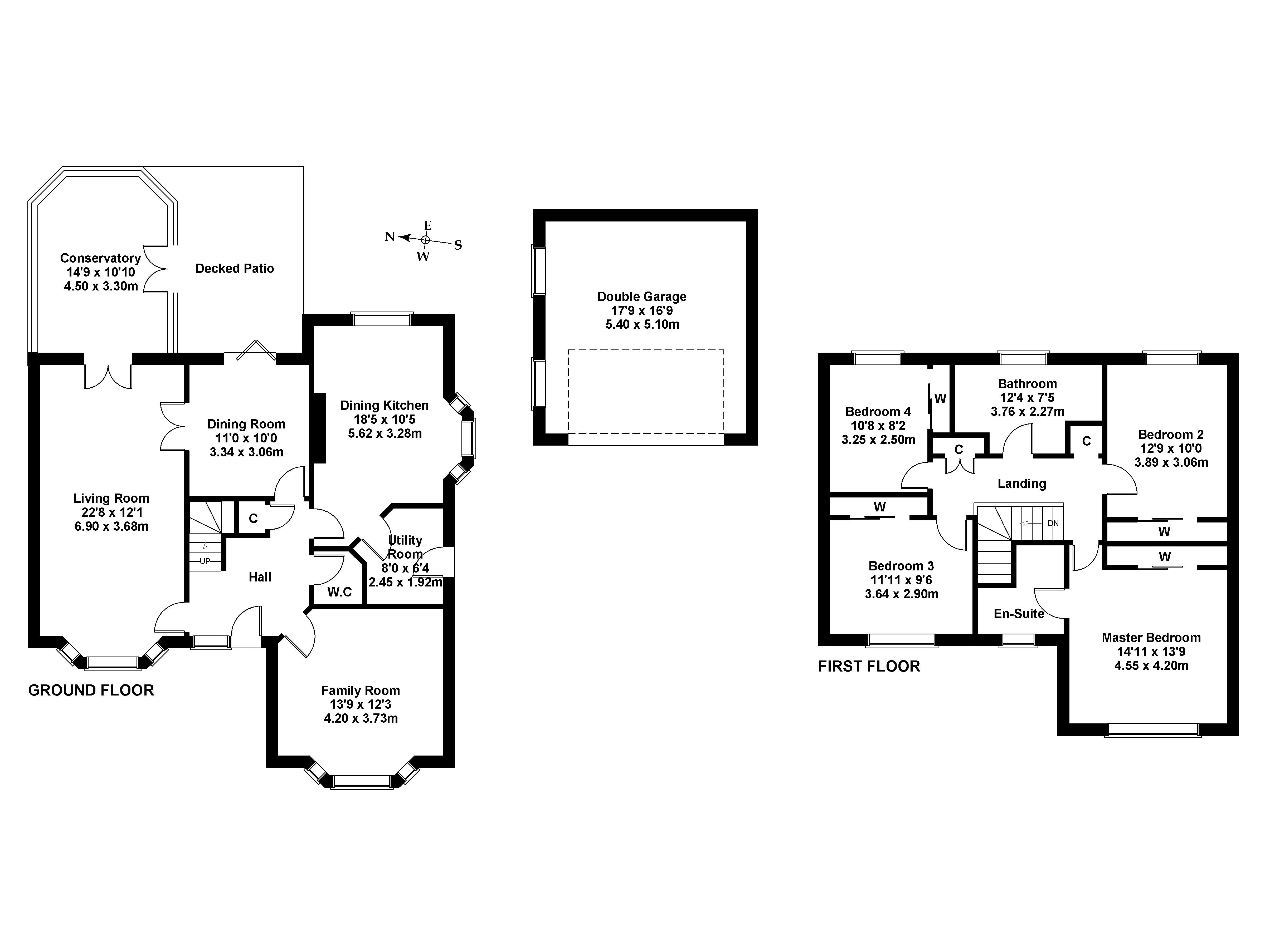 Floorplan 1 of 1 The Orchard Stoneyhill Farm Road, Musselburgh, East Lothian, EH21 6US