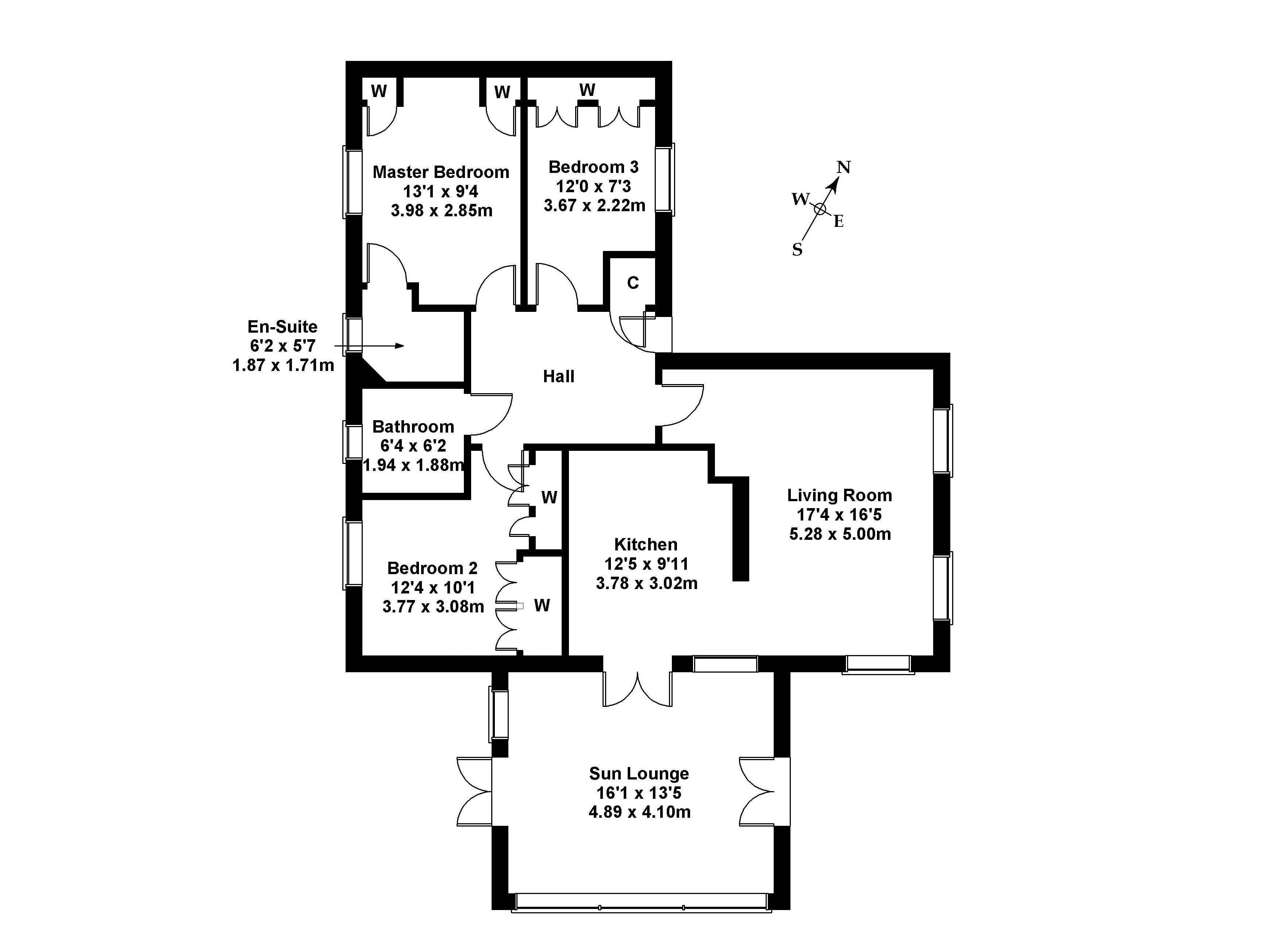 Floorplan 1 of 4 Crossgatehall Sawmill House, Smeaton, Carberry by Musselburgh, Dalkeith, EH22 2NN