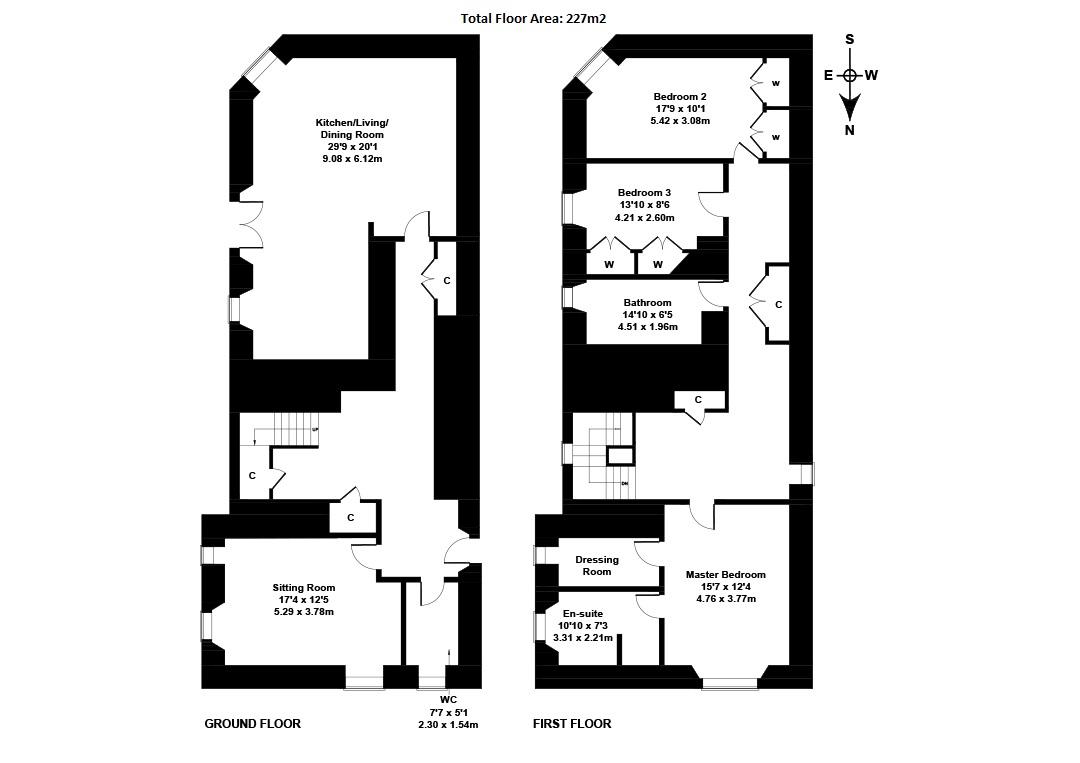 Floorplan 1 of 5 Morham Park, Greenbank, Edinburgh, EH10 5GF