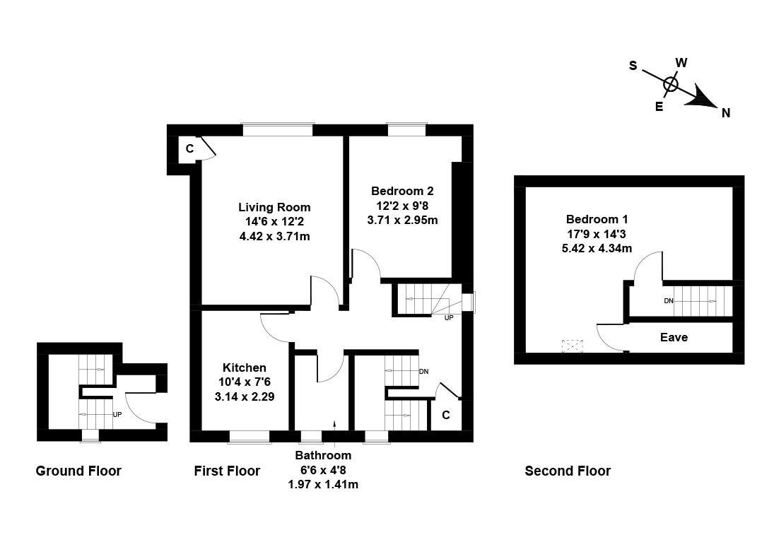 Floorplan 1 of 35 West Loan, Prestonpans, East Lothian, EH32 9JT
