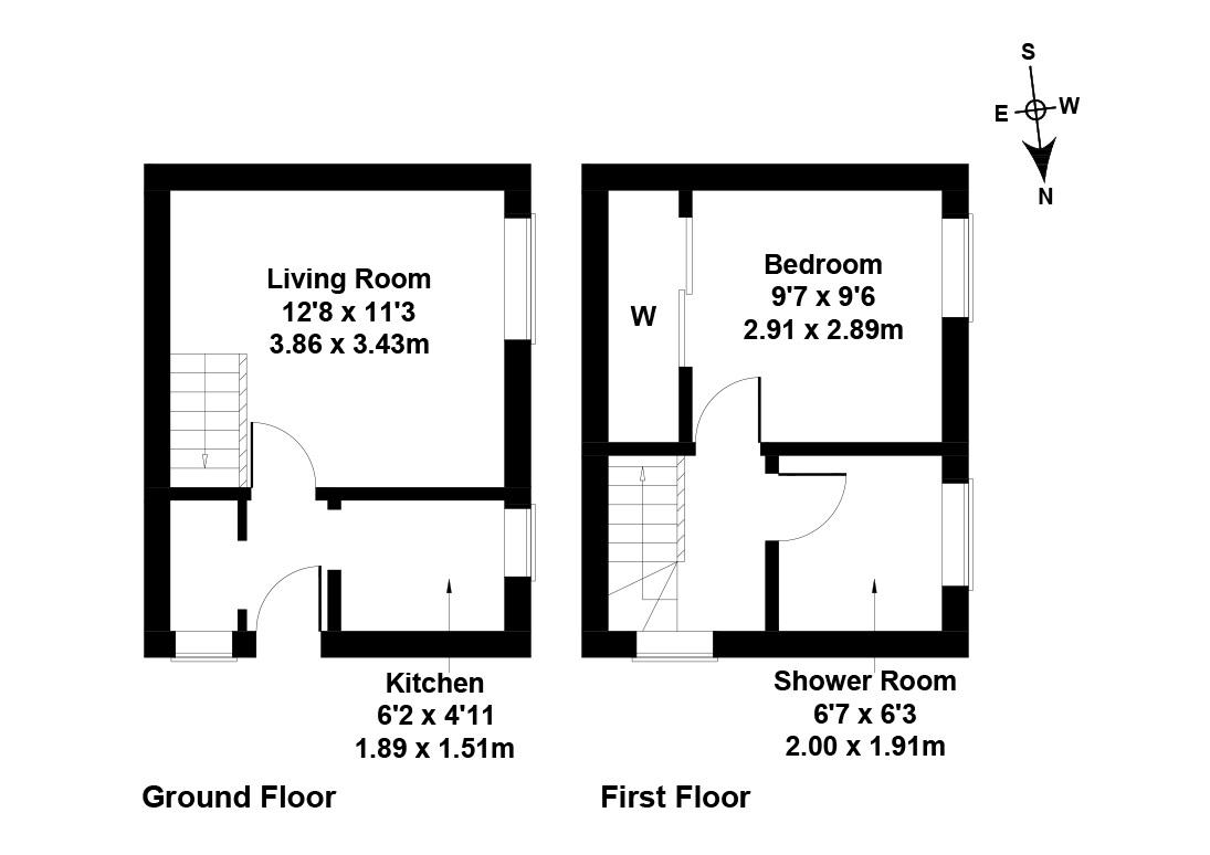 Floorplan 1 of 14 Backlee, Liberton, Edinburgh, EH16 6YH