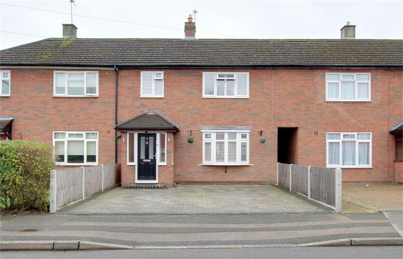 Castell Road, Loughton, Essex