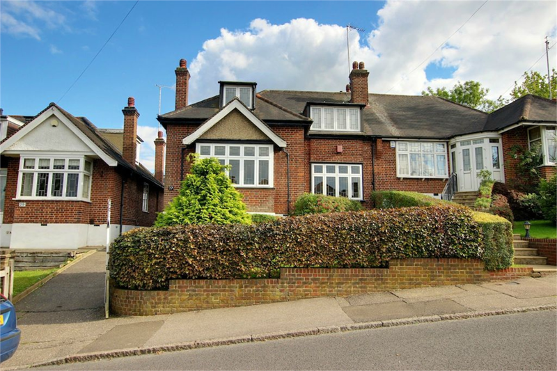 Marjorams Avenue, Loughton, Essex