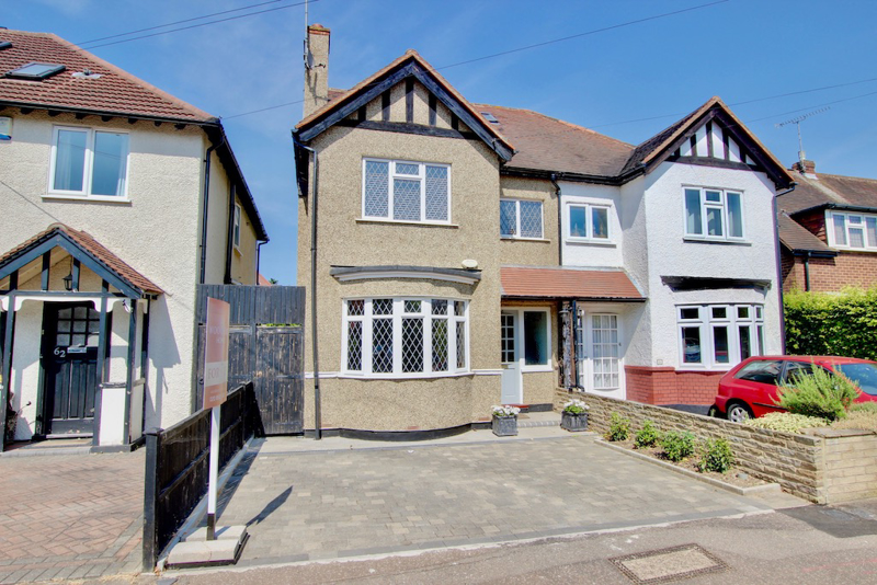 Algers Road, Loughton, Essex