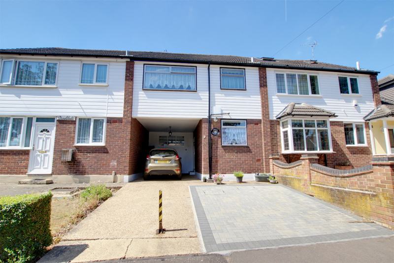 Brookfield Terrace, Loughton, Essex