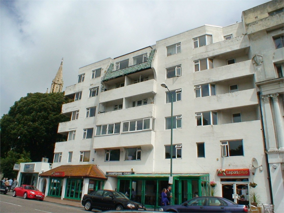 Town Centre, Bournemouth, Dorset, BH2