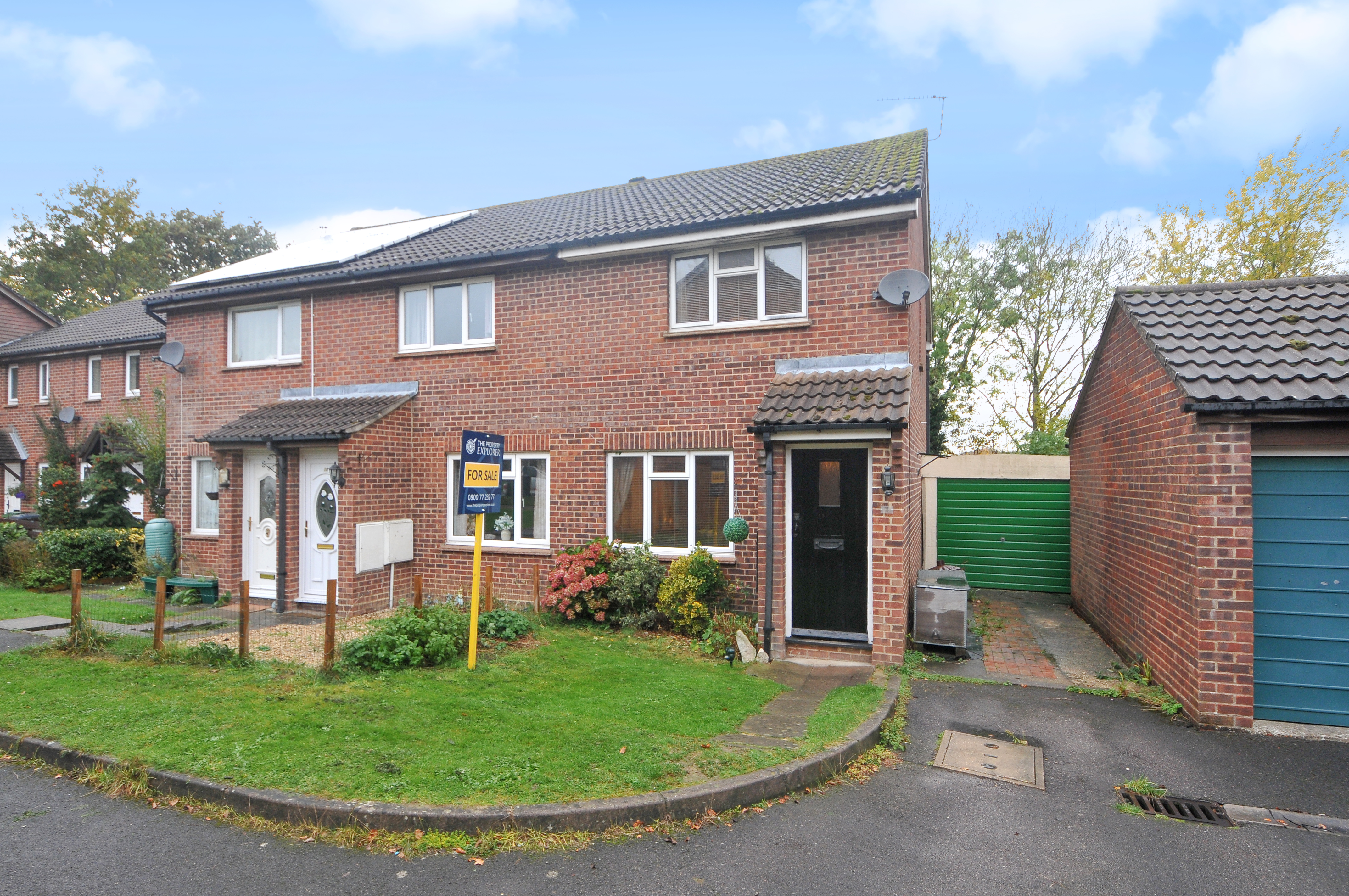 Titchfield Close, Tadley