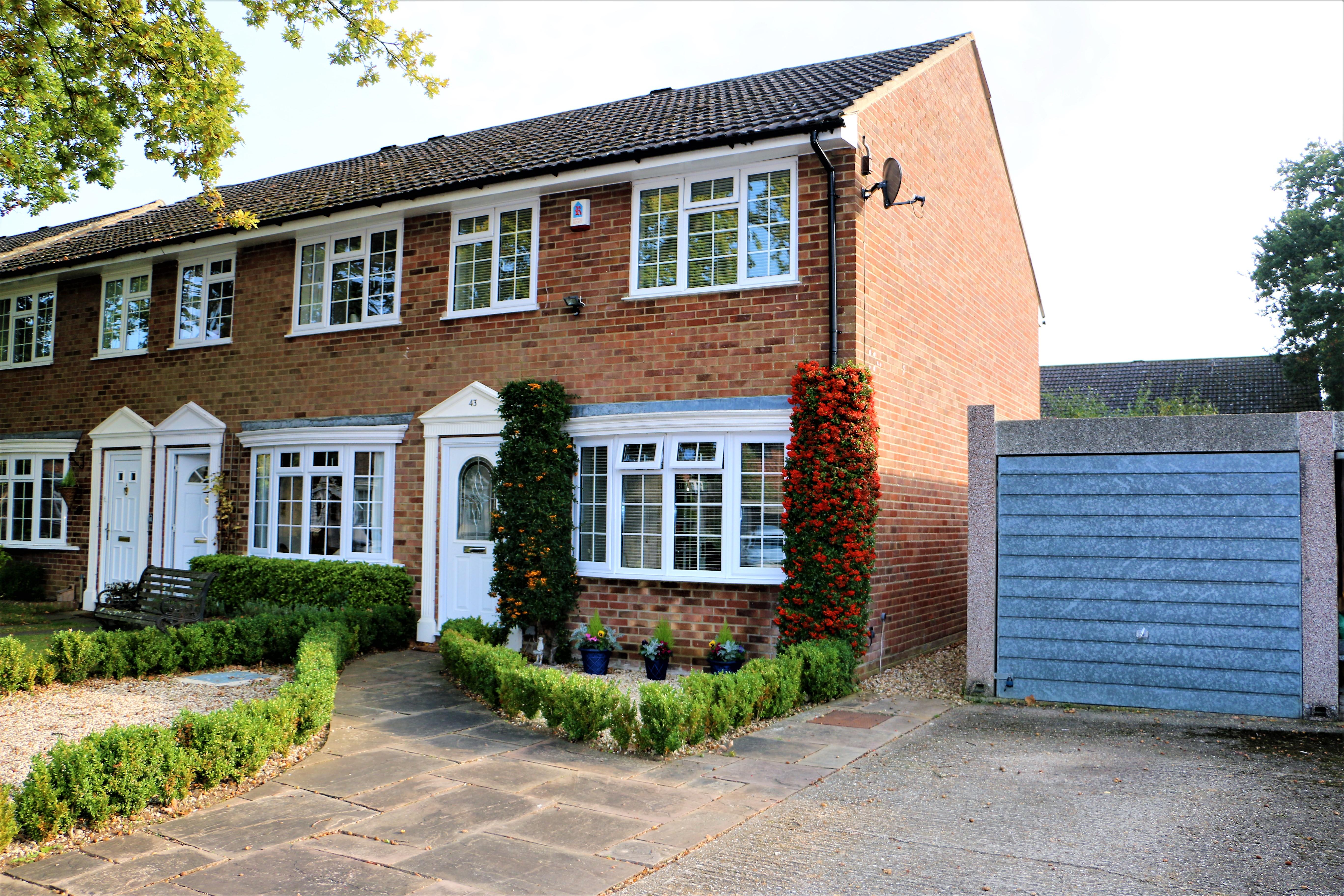 Jubilee Close, Pamber Heath, Tadley